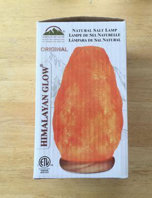 Natural Salt Himalayan Salt Lamp for Sale in South Riding, VA