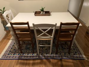Zuo Era kitchen table (chair sold separately) $1100 retail! for Sale in Brooklyn, NY