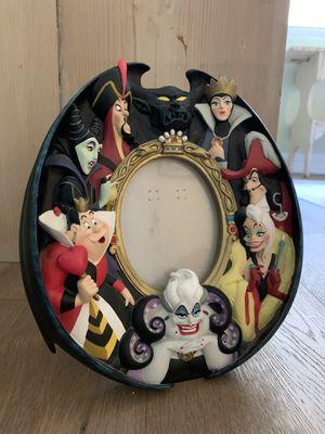 Vintage Villains Disney Frame for Sale in Los Angeles, CA