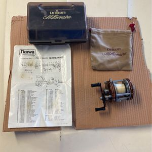 Vintage Daiwa millionaire 5HS real for Sale in Nuevo, CA