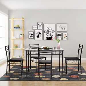 Dining table with 4 chairs for Sale in Glen Cove, NY