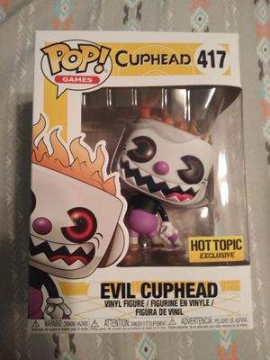 Evil Cuphead Funko Pop for Sale in Compton, CA