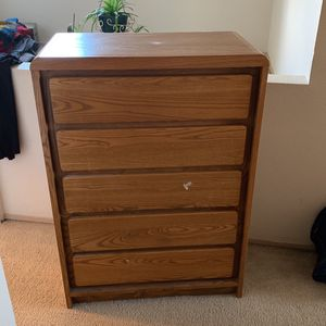 Wood Dresser for Sale in Vancouver, WA