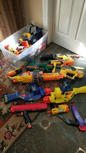 Nerf Gun Lot for Sale in Fremont, CA