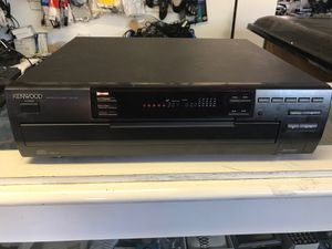 Jen wood CD-203 Compact Disc Player for Sale in Oaklyn, NJ