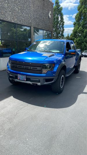 2014 FORD RAPTOR F150 CREW CAB 4x4 LOW MILES EZ LOW% FINANCING! for Sale in Tigard, OR