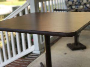 3' x 3' heavy duty restaurant style flip table for Sale in Chesapeake, VA