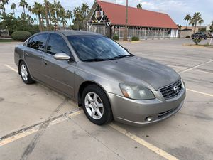2006 Nissan Altima 2.5 S Cold AC Gas Saver for Sale in Mesa, AZ