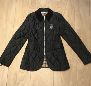 Burberry TB Quilted Riding Jacket for Sale in San Diego, CA