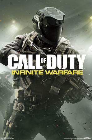 Infinite Warfare, Xbox 1, used, works fine. for Sale in Anamosa, IA