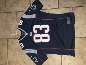 2012 patriots Wes welker jersey for Sale in March Air Reserve Base, CA