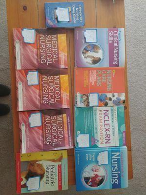 Nursing textbooks for Sale in Dallas, TX