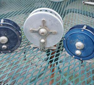 3 Noris Fishing Reels for Sale in Hampton, VA