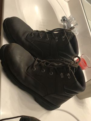 Men's 10.5 w Wolverine work boots for Sale in Readyville, TN