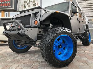 2013 Jeep Wrangler Unlimited Unlimited Sport 4WD for Sale in Tampa, FL