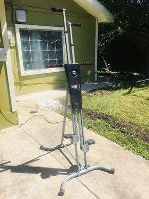 maxi climber excersing machine for Sale in Dallas, TX