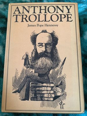Anthony Trollope by James Pope Hennessy with postcard : First Edition for Sale in Roanoke, VA