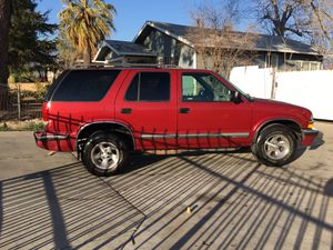 1999 CHEVY BLAZER SMALL SUV for Sale in Banning, CA