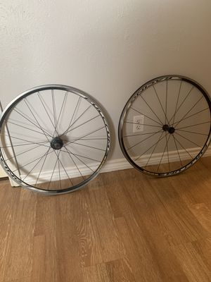 Road bike rims FULCRUM RACING for Sale in Carrollton, TX