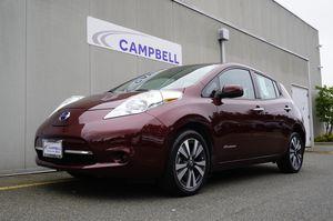 2017 Nissan LEAF for Sale in Edmonds, WA