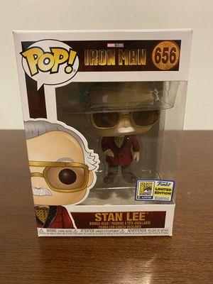 SDCC 2020 Stan Lee (Con Exclusive Sticker) for Sale in Boston, MA