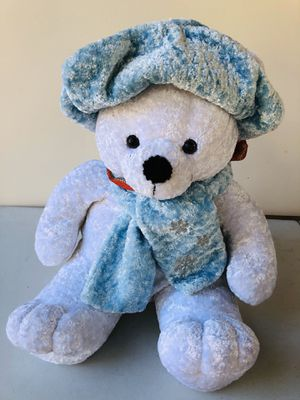 Holiday Teddy Bear. Super Soft and Plush. for Sale in Glendale, CA