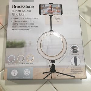 Studio Ring Light for Sale in Fresno, CA