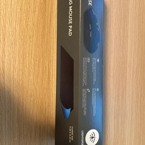 Logitech G305 Mouse With G240 Mousepad