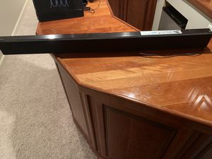 Sony Soundbar with wireless subwoofer. for Sale in Bettendorf, IA