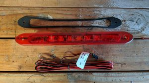 "Alpinetech 11.5"" Red Truck Camper Shell/Truck Cap LED 3rd Brake Light for Sale in Temple City, CA"