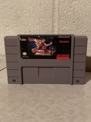 Fatal Fury Super Nintendo for Sale in Euclid, OH