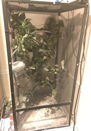 Reptile cage for Sale in Cranston, RI