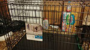 2 door folding crate for Sale in Ada, OH