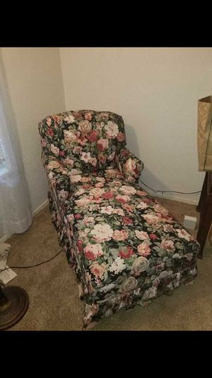 Chaise couch for Sale in Tulsa, OK