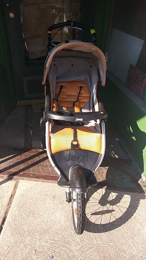 Rod iron jeep Walking Stroller for Sale in St. Louis, MO