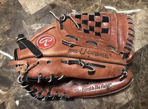 "RAWLINGS RSE90F Special Edition Cal Ripken RH 11"" Leather Baseball Glove All leather glove 11"" RH for Sale in IL, US"