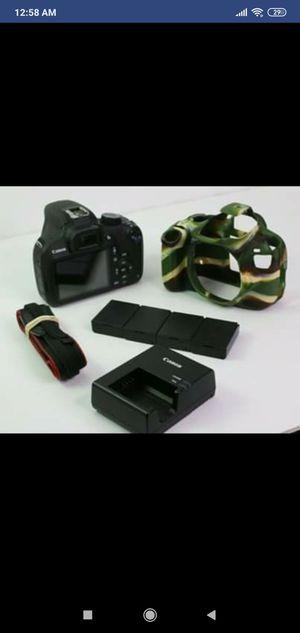 Canon EOS Rebel T5 for Sale in Orlando, FL
