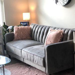 Convertible (Futon) Sofa Couch for Sale in Marietta, GA