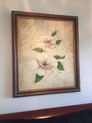 """""""Magnolias"""" painting by Cooper for Sale in Miami, FL"""