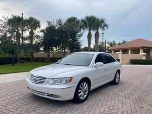 2007 Hyundai Azera Limited for Sale in Stuart, FL