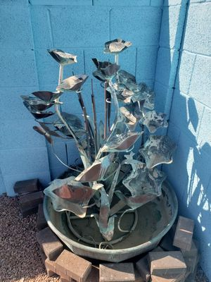 Copper fountain for Sale in Tempe, AZ