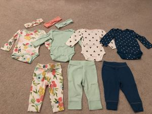 Baby girl clothes 9 months for Sale in Alexandria, VA