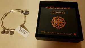 New compass bracelet. Alex and ani for Sale in Bellevue, WA