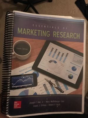 Essentials of marketing research for Sale in Las Vegas, NV
