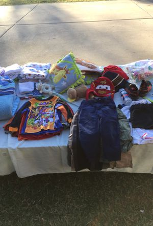 Toddler and baby stuff for Sale in Fort Worth, TX