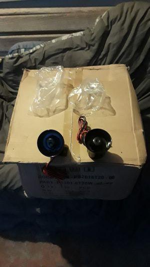 (Y.Y. V6 Siren) Car Alarm Sirens.(Part number PS201-6T20W) for Sale in Renton, WA