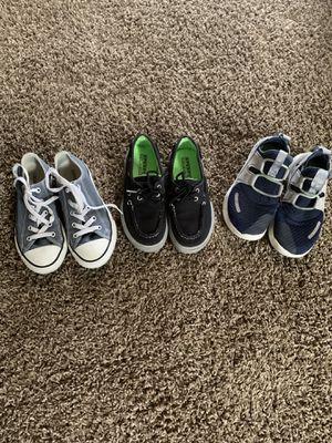 Boys shoe lot- Size 1 for Sale in Bonney Lake, WA