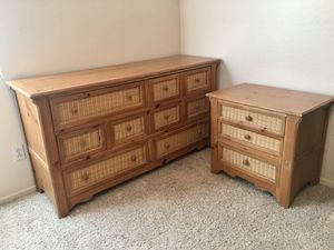 Dresser & Nightstand for Sale in Goodyear, AZ