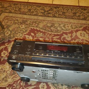 Sony stereo receiver for Sale in Streamwood, IL