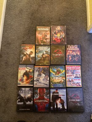 dvd movies good for Sale in Rialto, CA